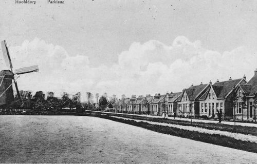 Parklaan 1908