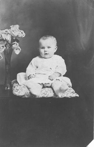 Pelt Cornelia Johanna v 19__ Baby in USA