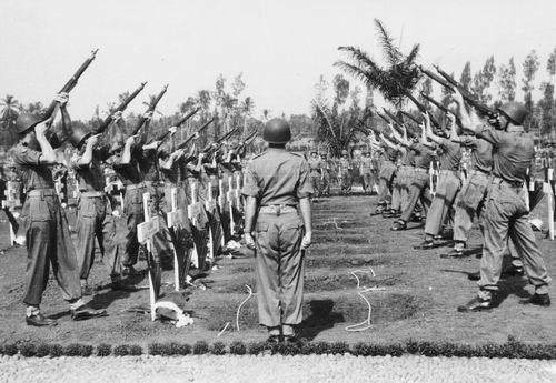 Philippo Ben 1947 Overleden Militair