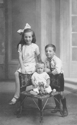 Philippo Johannes 1930 Kinderen To Mien en Ben