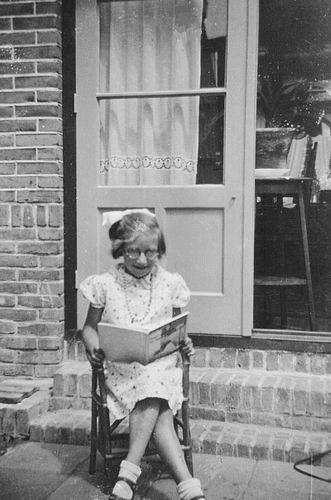 Philippo Wilhelmina J 1929 193_ Buiten boek lezen