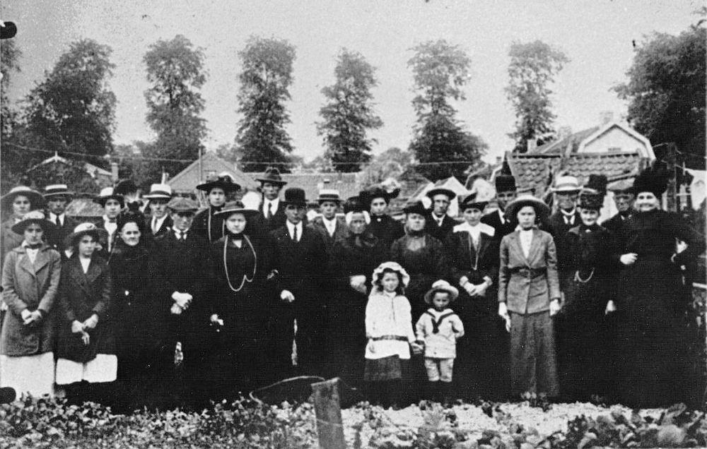 Pol Amarenske van der 1886 1916 trouwt Jacob v Buijten