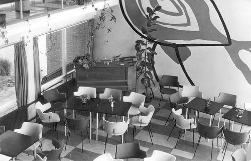 Prins Bernhardstraat O 0019 1964 Meerstede Rekreatiezaal