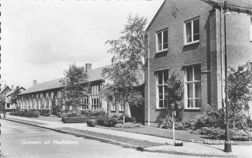 Prins Hendriklaan 1963 BLO School