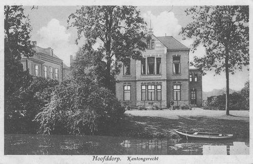 Raadhuislaan 0002 1933  Kantongerecht