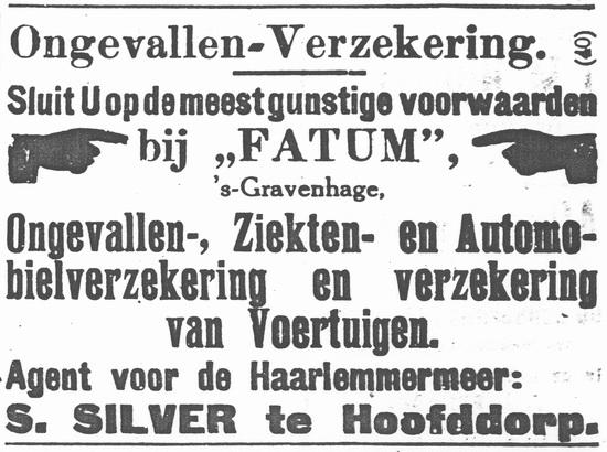 Raadhuislaan 0014 1923 Verzekeringen Silver