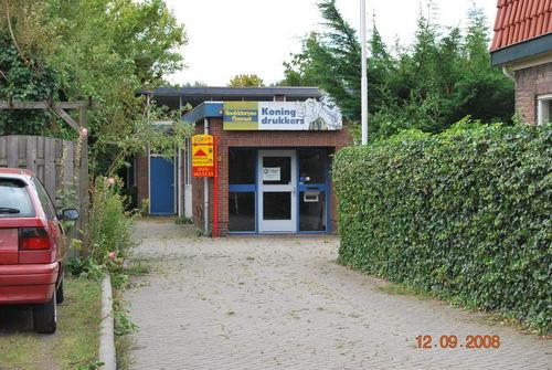 Raadhuislaan 0019 2008 vh Drukkerij Koning
