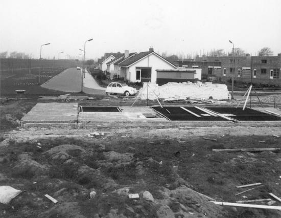 Ramaerstraat 0008 1964 01 in Aanbouw