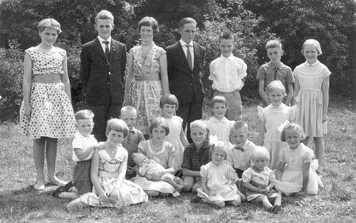 Ramp - Oudshoorn Mw S G F 1969 Kleinkinderen