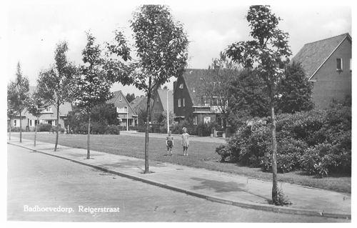 Reigerstraat 1949