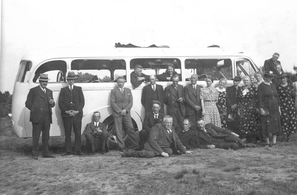 Reisvereniging Vijfhuizen 1939 01