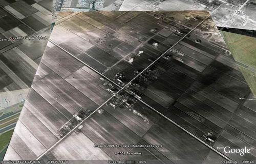 Rijk 196_ Projectie vm Dorp Rijk op Googlemap door Jan Uithol 01