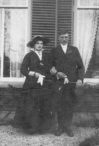 Rijkelijkhuizen Johannes Maria 1917 trouwt CGA Baars 02