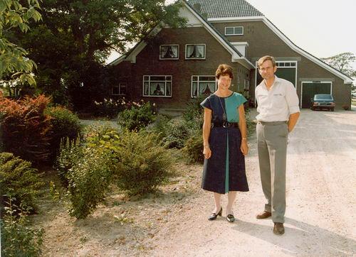 Rijnlanderweg W 0981 1983 Hoeve Aalst fam v Elderen