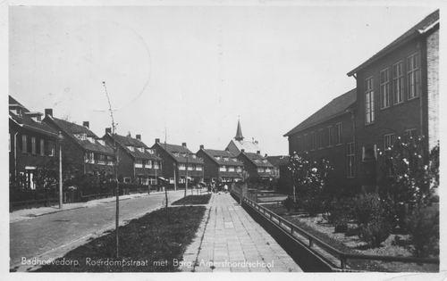Roerdompstraat 1952 Burg Amersfoordtschool