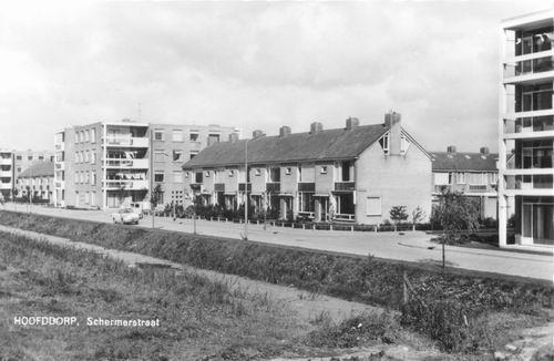Schermerstraat 1963