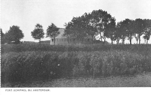 Schipholdijk 0001 1914 Fort Schiphol