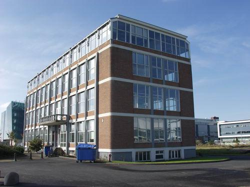 Schipholdijk 022_ 2008 Kantoor Fokkerfabriek vlak voor Sloop 05