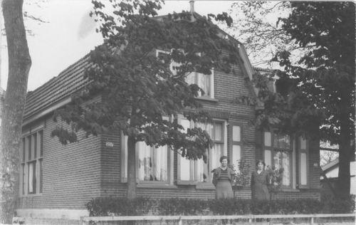 Schipholdijk 0256-257 1932 Huize Resoort