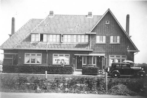 Schipholweg N 0079-75 1938 Huize H J Meijer
