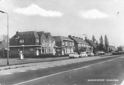Schipholweg N 0437- 1965 bij Sloterweg