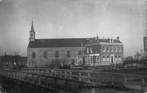 Schipholweg N 0641 1921 RK Kerk 01 Fotokaart