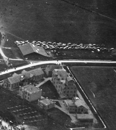 Schipholweg N 0___ 1925 Militaire kazernes LVA later Schipholdorp