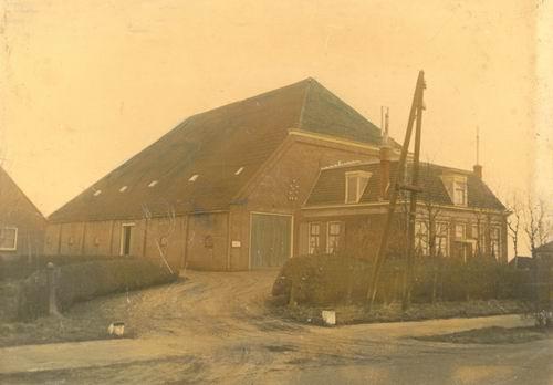 Schipholweg N 1075 19__ Zonnehoeve 03 Ingekleurd