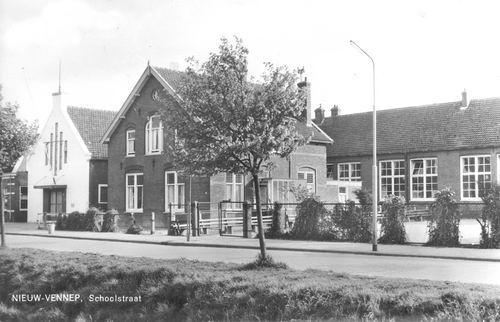 Schoolstraat 0005 1963 Christelijk Gereformeerde Kerk