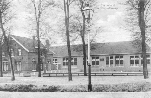 Schoolstraat 0008 1922 Christelijke School