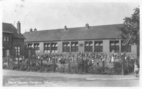 Schoolstraat 0008 1941 Geref School