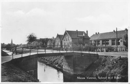 Schoolstraat 0008 1952 School met Bijbel