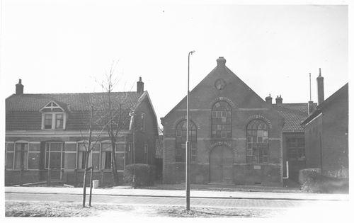 Schoolstraat 0005 195_ Christelijk Gereformeerde Kerk
