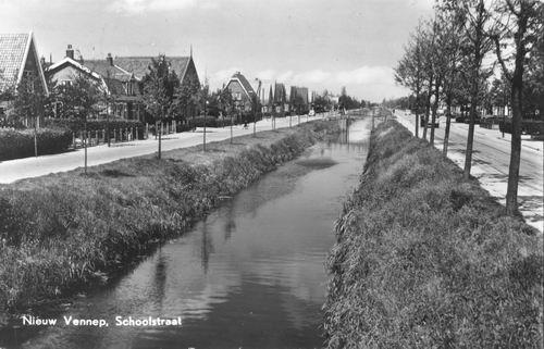 Schoolstraat 1958