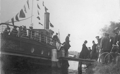 Slob Burgemeester A 1908 Inhuldiging 02