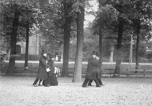 Slob Burgemeester A 1908 Inhuldiging 10