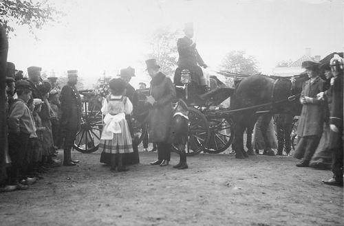 Slob Burgemeester A 1908 Inhuldiging 11