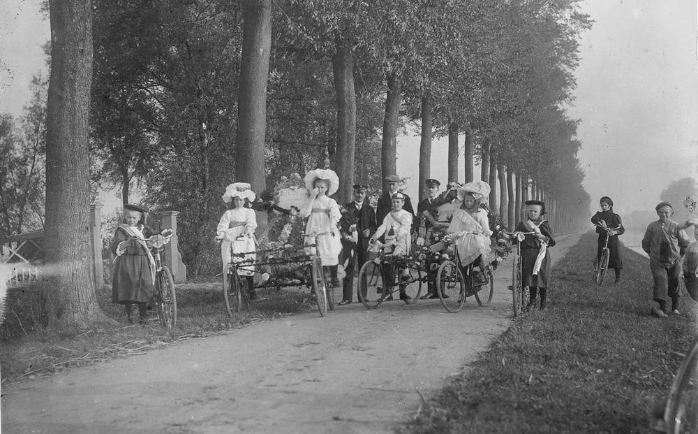 Slob Burgemeester A 1908 Inhuldiging 12