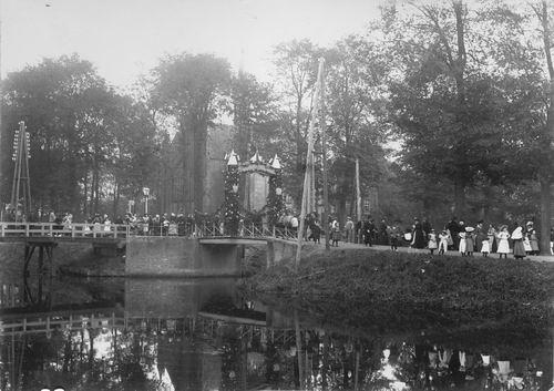 Slob Burgemeester A 1908 Inhuldiging 15