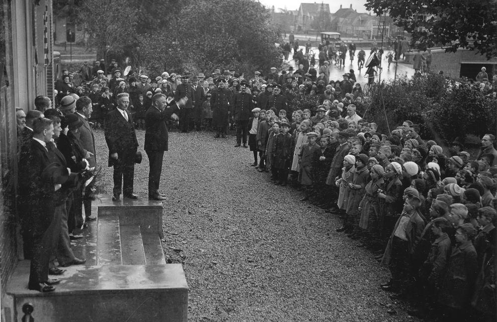 Slob Burgemeester A 1933 25jr Burgemeester Hmeer 05