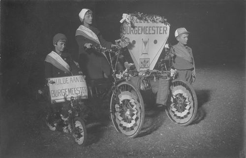 Slob Burgemeester A 1933 25jr Burgemeester Hmeer 13