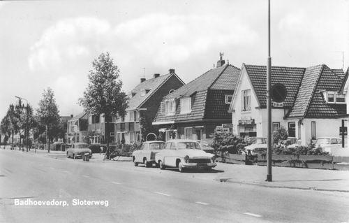 Sloterweg W 0019+ Autobedrijf v Limpt en Snaterse