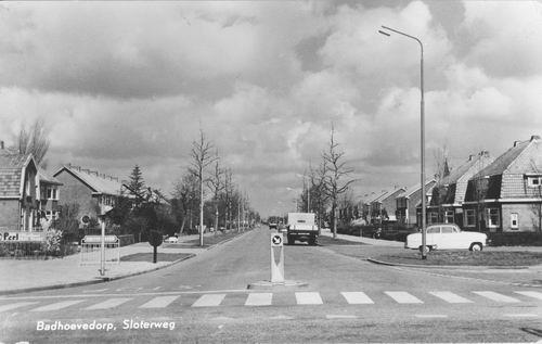 Sloterweg O 02__ 1961 bij kruising Schipholweg