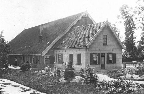 Sloterweg O 0512 1922 Boerderij Roodenburg