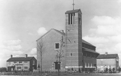 Sloterweg W 0083 1960 NH Immanuelkerk