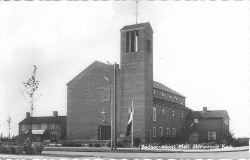 Sloterweg W 0083 1962 NH Immanuelkerk