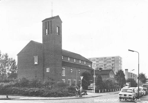 Sloterweg W 0083 1973 NH Immanuelkerk