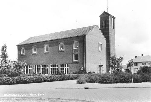 Sloterweg W 0083 1974 NH Immanuelkerk