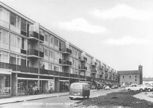 Sloterweg W 009_ 1971 winkelcentrum