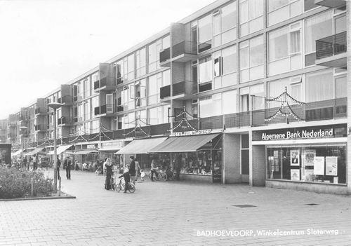 Sloterweg W 009_ 1973 winkelcentrum